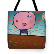 You Are My Sunshine Tote Bag by James W Johnson