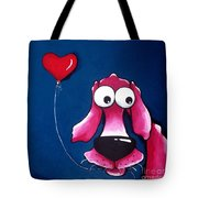 You Have My Heart Tote Bag by Lucia Stewart