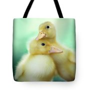 You Make Me Smile Tote Bag by Amy Tyler