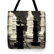 Your Move Tote Bag by Colleen Kammerer