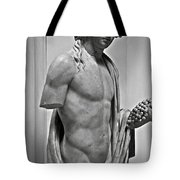 Youthful Dionysus Tote Bag by RicardMN Photography
