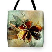 Yucca Pod - Barbara Chichester Tote Bag by Barbara Chichester