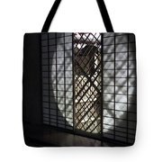 Zen Temple Window - Kyoto Tote Bag by Daniel Hagerman