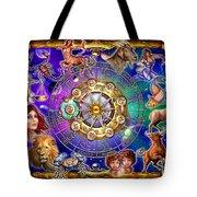 Zodiac 2 Tote Bag by Ciro Marchetti