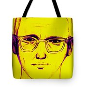 Zodiac Killer With SIgn 20130213m68 Tote Bag by Wingsdomain Art and Photography