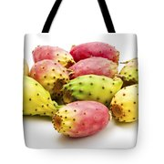Fruits Of Opuntia Ficus-indica  Tote Bag by Fabrizio Troiani