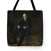 Robert M. Lindsay Tote Bag by Thomas Cowperthwait Eakins