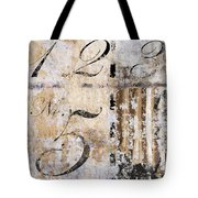 1235 Hidden 4 Tote Bag by Carol Leigh