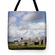 Abbeyknockmoy, Cistercian Abbey Of Tote Bag by The Irish Image Collection