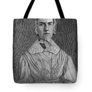 ANGELINA EMILY GRIMKE Tote Bag by Granger