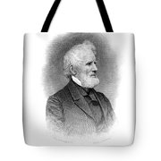 Arthur Tappan (1786-1865) Tote Bag by Granger