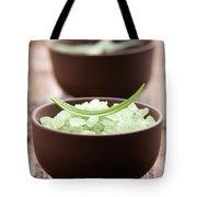 Bath Salt Tote Bag by Kati Molin