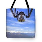 bell in heaven Tote Bag by Joana Kruse