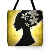 Bella Dama Tote Bag by Brandy Nicole Neal
