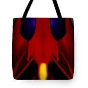 Bug Tote Bag by Christopher Gaston
