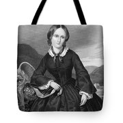 Charlotte BrontË Tote Bag by Granger