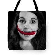 Chillies Tote Bag by Joana Kruse