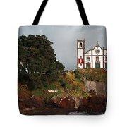 Church By The Sea Tote Bag by Gaspar Avila