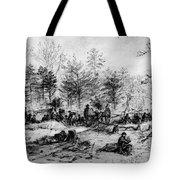 Civil War: Spotsylvania Tote Bag by Granger