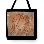 Divine Shepherd Tote Bag by Gloria Ssali