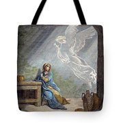 DorÉ: The Annunciation Tote Bag by Granger