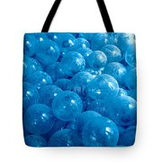 Dusty Light Bulbs Tote Bag by Gaspar Avila