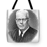 Earl Warren (1891-1974) Tote Bag by Granger