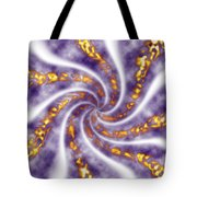 Fire And Wind Tote Bag by Christopher Gaston