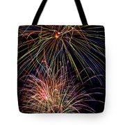Fireworks Celebration Tote Bag by Garry Gay