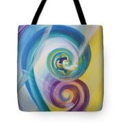 Fusion Tote Bag by Reina Cottier
