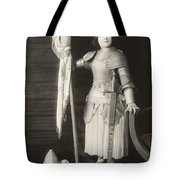 Geraldine Farrar (1882-1967) Tote Bag by Granger