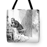 Gibson: Gibson Girl, 1903 Tote Bag by Granger
