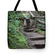 Going Up Tote Bag by Carol Groenen