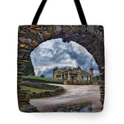 Grand Central Station Tote Bag by Susan Candelario