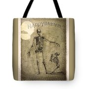 Happy Halloween Tote Bag by Jeff Burgess