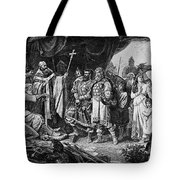 Henry I (876-936) Tote Bag by Granger