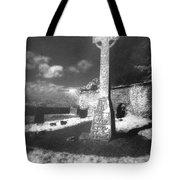 High Cross Tote Bag by Simon Marsden