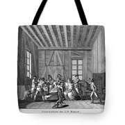 Jean-paul Marat (1743-1793) Tote Bag by Granger