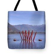 Lake Maggiore Locarno Tote Bag by Joana Kruse