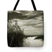 Let's Go To The Beach Tote Bag by Susanne Van Hulst