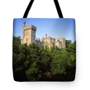 Lismore Castle, Co Waterford, Ireland Tote Bag by The Irish Image Collection