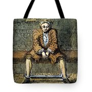 London: Debtors Prison Tote Bag by Granger