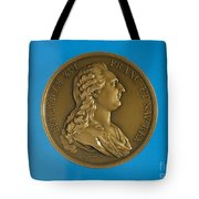 Louis Xvi Of France Tote Bag by Granger