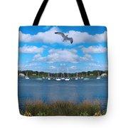 Marina Tote Bag by Lourry Legarde