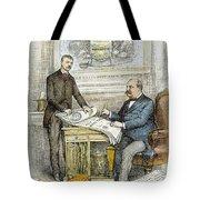 Nast: Civil Service Reform Tote Bag by Granger