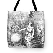 Nast: Tweed Cartoon, 1871 Tote Bag by Granger