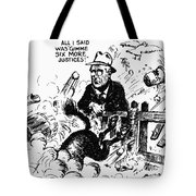 New Deal: Supreme Court Tote Bag by Granger