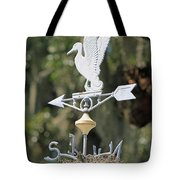North South East Or West Tote Bag by Suzanne Gaff