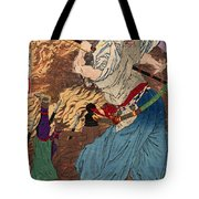 Oda Nobunaga (1534-1582) Tote Bag by Granger