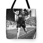 PAAVO NURMI (1897-1973) Tote Bag by Granger